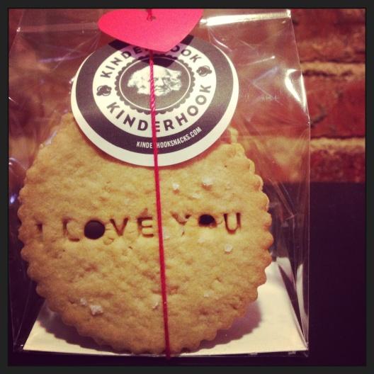 sesame sandwich cookies